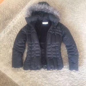 Calvin Klein Down Jacket w/ Detachable Hood